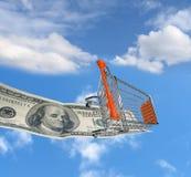 Einkaufswagen #3 Lizenzfreies Stockfoto