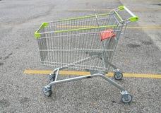 Einkaufswagen Lizenzfreie Stockbilder