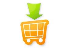 Einkaufswagen Stock Photos