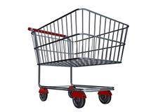 Einkaufswagen B Lizenzfreie Stockbilder