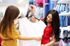 Einkaufszeit Stockfotografie