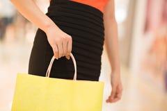 Einkaufszeitvertreib Lizenzfreies Stockfoto