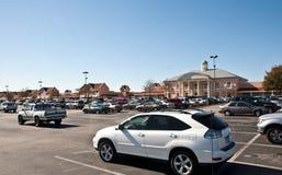 Einkaufszentrum-Äußeres Lizenzfreie Stockfotos