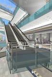 Einkaufszentrum Lizenzfreies Stockfoto