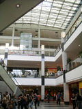 Einkaufszentrum Stockfotos