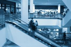 Einkaufszentrum stockbilder