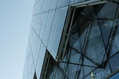 Einkaufszentrum in Kopenhagen Stockfotos