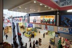 Einkaufszentrum (Mall) Stockbild