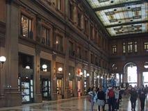 Einkaufszentrum in Rom Stockbild