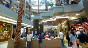 Einkaufszentrum in Santiago, Chile Lizenzfreies Stockfoto