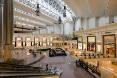 Einkaufszentrum Taipehs 101, Taipeh Taiwan Lizenzfreie Stockfotografie