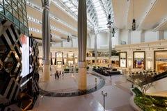Einkaufszentrum Taipehs 101, Taipeh Taiwan Lizenzfreie Stockfotos