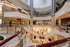 Einkaufszentrum Taipehs 101, Taipeh Taiwan Stockfotos