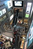 Einkaufszentrum in Thailand Stockbilder
