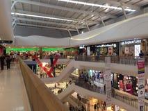 Einkaufszentrumansicht Stockfotos