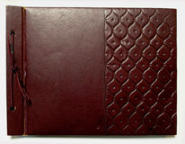 Einklebebuch Stockbild