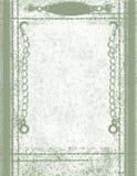 Einklebebuch-Seite--Seethema Stockbilder