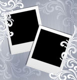 Einklebebuchschablone stock abbildung