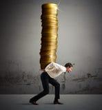 Einkommenswachstum lizenzfreie stockbilder