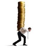 Einkommenswachstum lizenzfreies stockbild