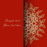 Einladungskarte für die Hochzeit, den Jahrestag, den Geburtstag und den anderen Stockbild