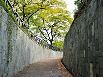 Einmachender Park des Forts Lizenzfreies Stockbild