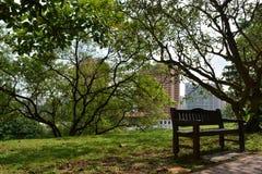 Einmachender Park des Forts Stockfotos