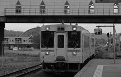 Einmannbetriebstraßenbahnen Lizenzfreie Stockfotografie