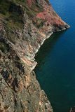 Eins von Kapen auf dem Baikal See Stockbild