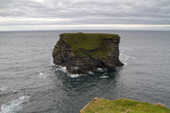 Einsame Insel Lizenzfreie Stockfotografie