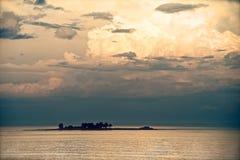 Einsame Insel Stockbilder