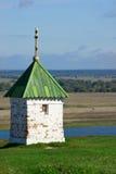 Einsame Kapelle Lizenzfreies Stockfoto
