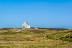 Einsame Kirche Lizenzfreie Stockfotografie