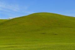 Einsamer Hügel Stockfotografie