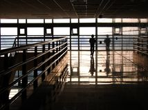 Einsamer Junge Lizenzfreie Stockfotografie