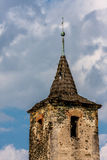 Einsamer Kirchturm Stockfotos