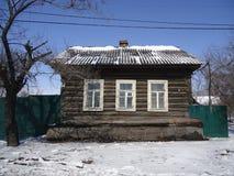 Einsames Haus Stockfotografie