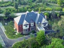 Einsames Haus Lizenzfreies Stockfoto