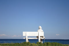 Einsamkeit lizenzfreies stockfoto