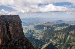 Einsamkeit auf die Weltspitze Stockbilder