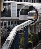 Einschienenbahn stockbilder