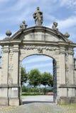 Einsiedeln opactwo na Szwajcaria zdjęcie stock