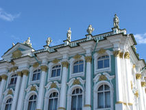 Einsiedlerei, St Petersburg, Russland stockbild