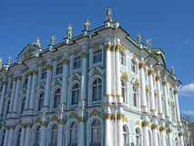 Einsiedlerei, St Petersburg, Russland stockbilder
