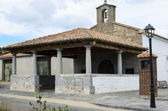 Einsiedlerei von San Roque, EL Toro Stockfotos