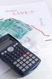 Einsparung Lizenzfreies Stockfoto