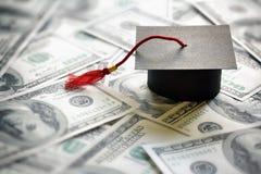 Einsparung für Ausbildung Stockbild