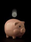 Einsparung-Geld Lizenzfreie Stockfotografie