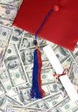 Einsparunggeld Lizenzfreies Stockfoto