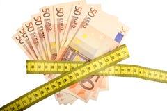 Einsparunggeld Lizenzfreie Stockbilder
